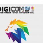 IFEMA lanza Digicom salón de Impresión digital, para decoración, moda, publicidad o retail.