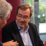 Enric Pujadas deja Mediapro y su carrera profesional por problemas de oido.