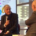"""Homenaje a 50 años de profesión de Miguel Angel Furones: """" Ha sido un viaje increíble.  Empezaría otra vez si tuviera 19 años"""""""