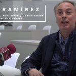 Jesus Ramirez nuevo Responsable de Marca, Publicidad y Comunicación a Clientes AXA España.