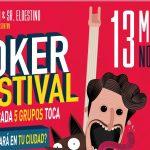 Llega el Joker Festival, de La Primitiva, en el que no sabes qué grupo va a tocar hasta que se levante el telón.