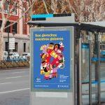 Primera campaña de La Despensa para el Ayuntamiento de Madrid