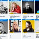 Eurobest anuncia 50% de mujeres en jurado.Los españoles:Jesús Revuelta, Mario Fornies, Montse Gonzalez, Nuria Padrós, Rita Gutiérrez y John Lavin.