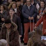 'La Voz' sorprende con una performance en el aeropuerto de Madrid antes de su estreno en Antena 3