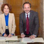 La Real Academia de la Historia y la Academia de la Publicidad firman un convenio de colaboración