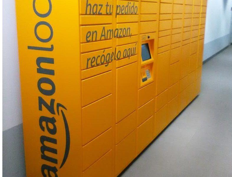 amazon, pedidos, locker,correos, programapublicidad,