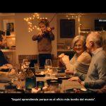 DDB y Wink lanzan campaña navideña de BBVA. ¿Y si hacemos más que desear felices fiestas?