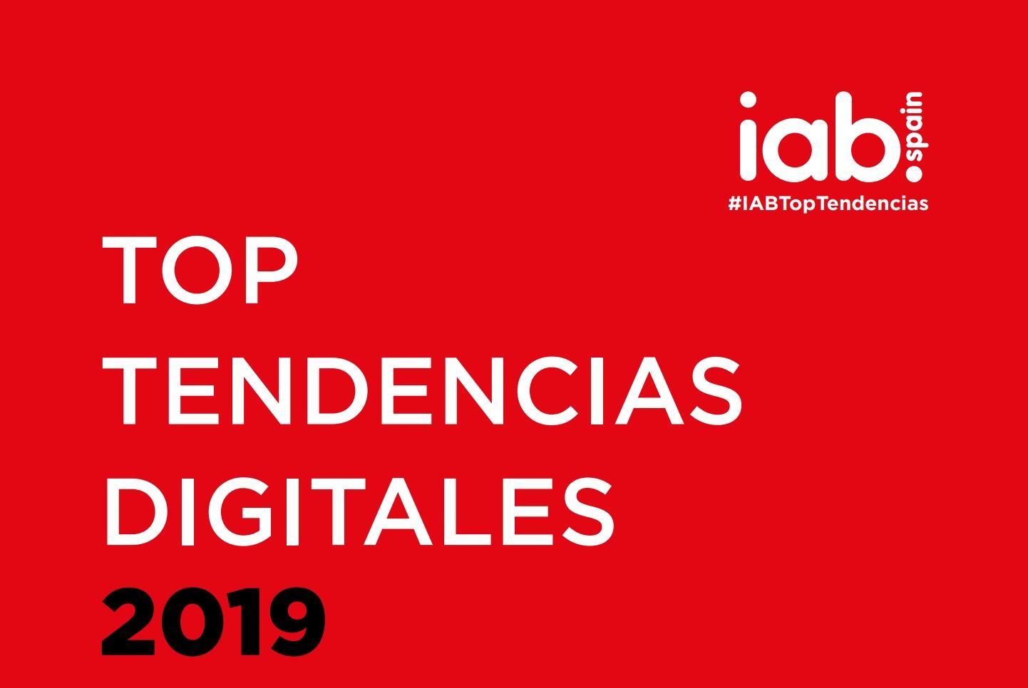 IAB Spain presenta las #IABTopTendencias19 de 2019 - El Programa de la Publicidad