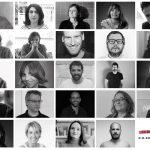 Los 24 Jurados de los Premios Nacionales de Creatividad del c de c, 2019