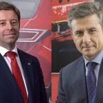 Cambios en marketing de SEAT y FCA: Alberto de Aza, al frente de FCA y Sarasola de Seat España