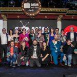 Gala de entrega de los Premios MiM a lo mejor de la ficción televisiva: FARIÑA  mejor Miniserie