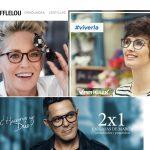 AUTOCONTROL  y AEMPS contra la presencia de famosos en la publicidad de gafas graduadas