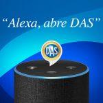"""Alexa ya resuelve las dudas legales de los españoles con el skill """"Ayuda Legal DAS"""""""