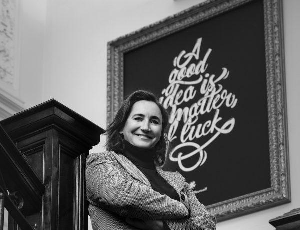 Amaya Coronado,CEO ,LOLA MullenLowe España, programapublicidad, muy grande