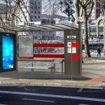 JCDecaux gana concesión publicitaria del mobiliario urbano de Bilbao durante 15 años