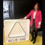 Maria Jesús Soto, nueva Account Manager de Blue 449 Madrid