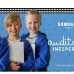 """Samsung presenta  la campaña """"Auditores Inesperados"""""""