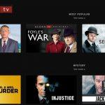 Acorn TV selecciona a AxiCom para su comunicación y redes sociales en España