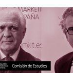 Juan Carlos Alcaide toma el relevo de Pedro Aguilar en la Comisión de Estudios de la Mkt