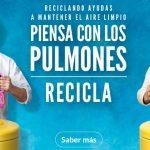 """Ecoembes lanza la campaña """"Piensa con los pulmones"""" para preservar la calidad del aire"""