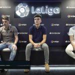 LaLiga, Banco Santander y AGM, ponen en marcha LaLiga ProPlayer