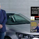 Leo Harlem, dirigido por Santiago Segura, en campaña de Publicis de la nueva gama Renault Limited