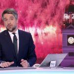 Telediario 2, La1, emisión más vista del martes, con 2,6 millones de espectadores y 15,2%