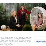 Google selecciona a Metrovacesa como caso de éxito de 'marketing online' en España