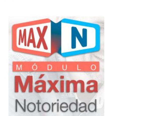 modulo, maxima, notoriedad, programapublicidad,