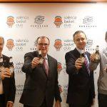 SAN MIGUEL renueva su patrocinio con el Valencia Basket hasta 2020