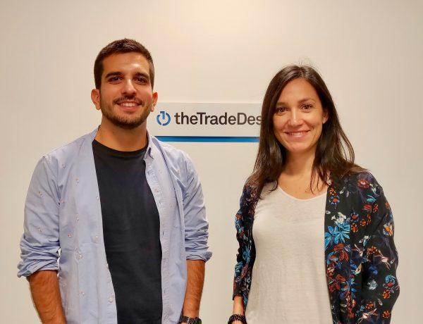 the trade Desk, fichajes, programapublicidad, muy grande