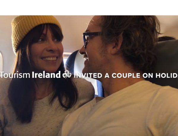Turismo de Irlanda lanza nueva campaña publicitaria
