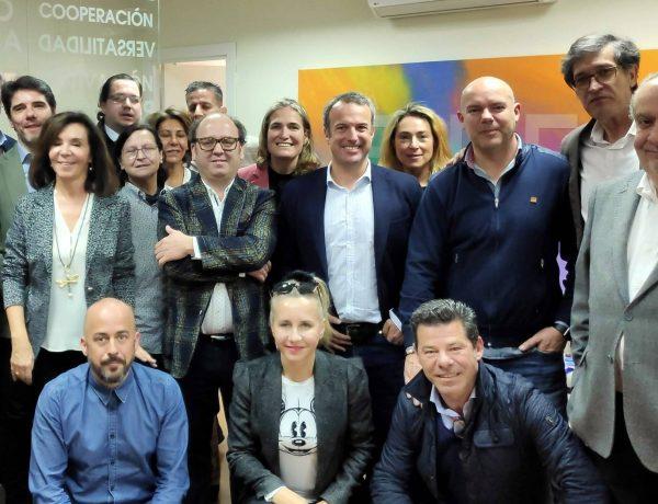 AGENCIAS DE ESPAÑA ,INTEGRA ,LA FEDE, programapublicidad, muy grande