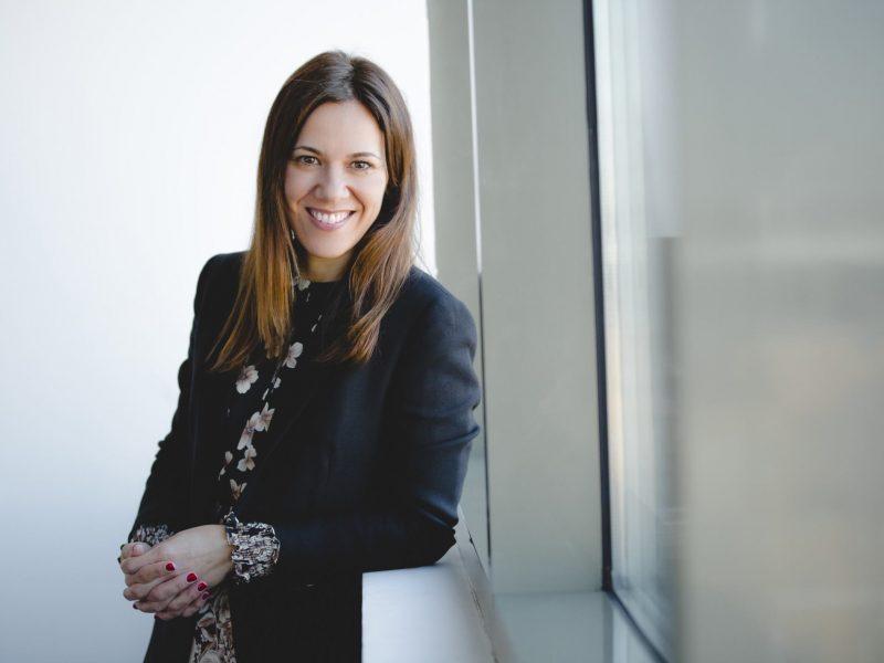 CARAT España, Cristina Moyano , Chief Strategy Officer, rotulo, programapublicidad, muy grande