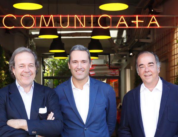Comunica+A, se une , Dentsu Aegis Network