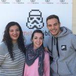 Internet República ficha a Rebeca Sáez, Rut Barquero y Sergio Gallarre