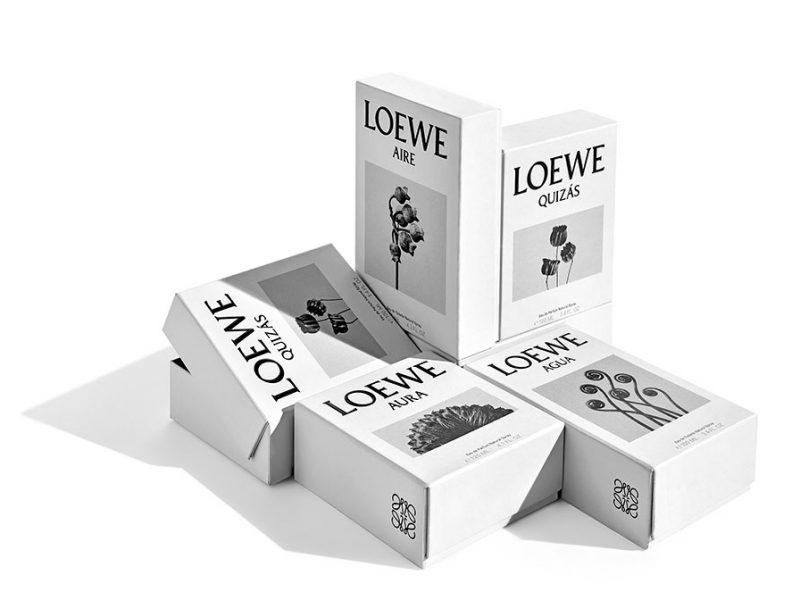 """LOEWE Perfumes, crea ,Callao ,cubo gigante ,presentar ,nueva imagen, """"Más allá de la Piel"""""""