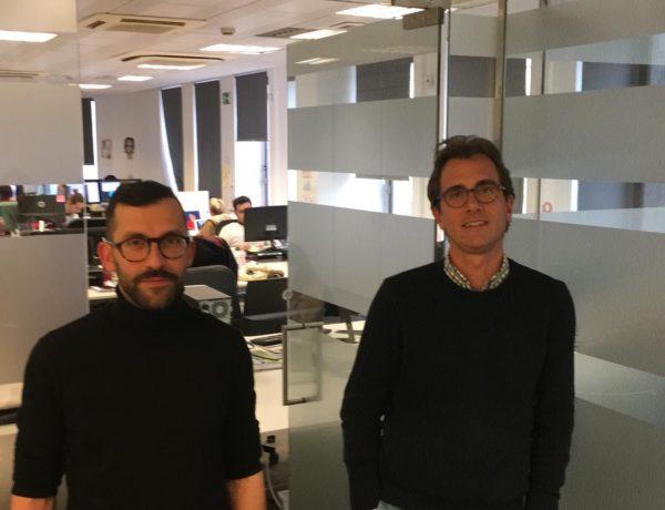 Luca Zollino, CEO ,fundador ,Yondbee , programapublicidad, muy grande