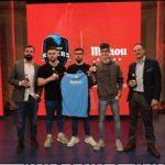 Mahou Cinco Estrellas comienza en los eSports con Movistar Riders