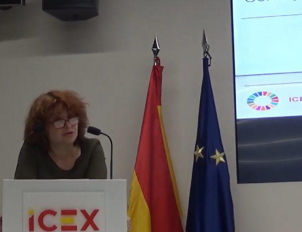 María Peña, Consejera Delegada,ICEX España, Exportación e Inversiones,programapublicidad, muy grande