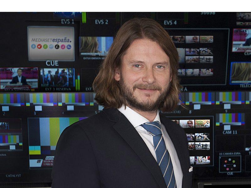 Mediaset España, Dirección Comercial ,Medios Digitales, Alfonso Pérez Teijeiro, programapublicidad