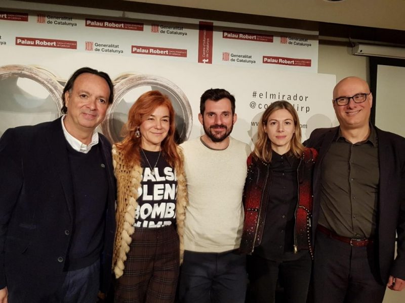 Oscar Iniesta, Gema Requena, Marc Lite, Rosa Romà , Jordi Torrents, generazion z, collegi, programapublicidad,