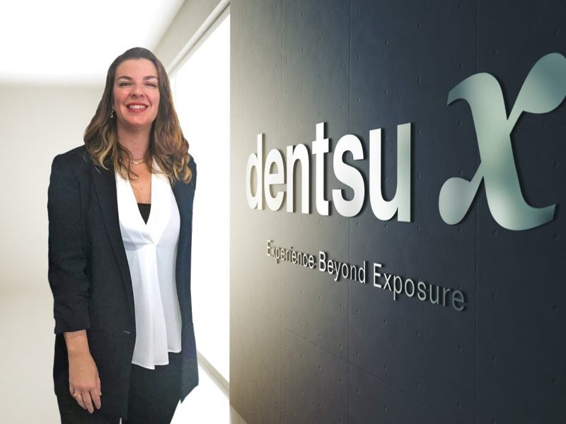 Raquel Boto, Chief Growth Officer de dentsu X