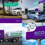 Soulman crea la marca «ECO-G», Gas Natural en movilidad, del «Consorcio Europeo ECO-GATE»