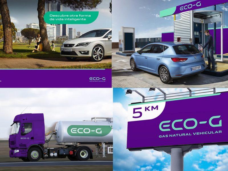 Soulman ,ECO-G, Gas Natural ,movilidad, Consorcio Europeo, ECO-GATE,programapublicidad, muy grande