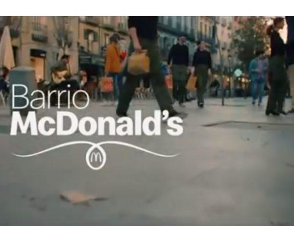 TBWA ESPAÑA, crea , Barrio, nueva campaña ,McDonald's, programapublicidad, muy grande