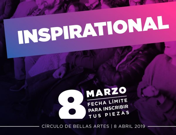 Inspirational'19 abre inscripciones