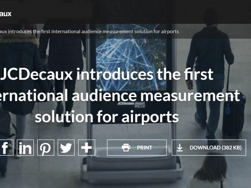 jcdecaux, airports, measurement, programapublicidad,