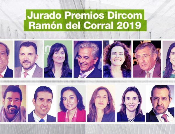 Premios Dircom, Ramón del Corral, jurado