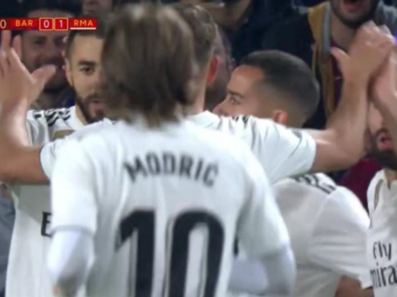 La Copa del Rey otorgó el Spot de Oro a La 1